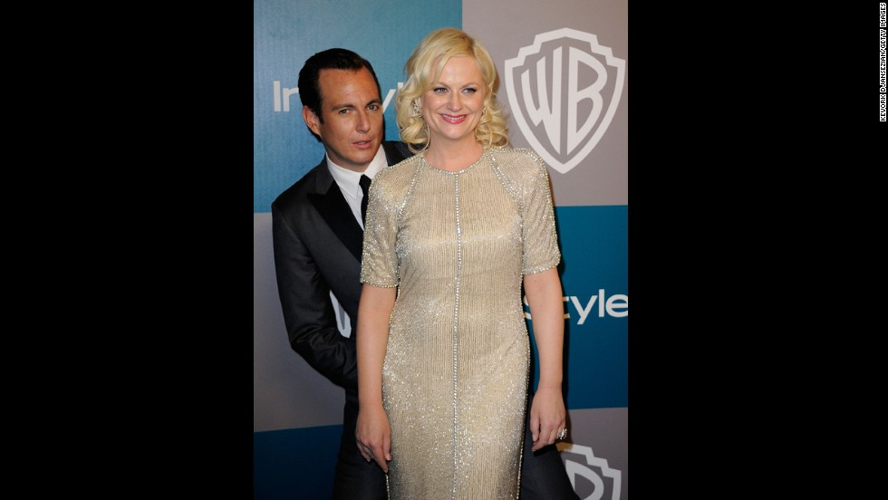 Will Arnett is officially ending his marriage to Amy Poehler. According to <a href='http://www.people.com/people/article/0,,20807684,00.html' target='_blank'>People magazine</a>, Arnett filed for divorce on April 8. The couple, who tied the knot in 2003, first announced their separation in 2012. We know; we're still not over their split, either. Here are 16 other couples whose love we loved, even if those stars have happily moved on.
