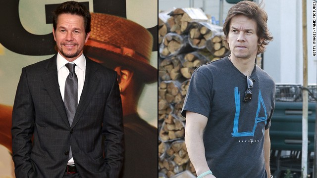 Mark Wahlberg gets \'thin as possible\' for movie