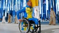 Ukraine's peaceful paralympians