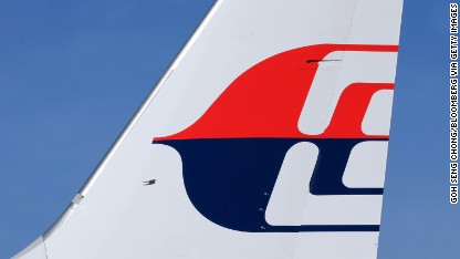 Contact lost with Malaysian plane