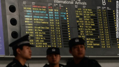 Malaysia Airlines stock sharply lower