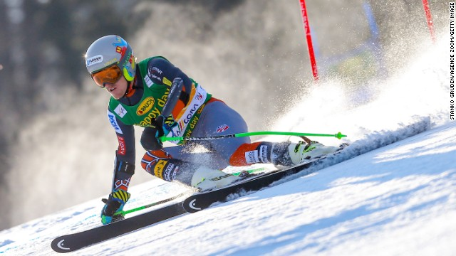 Olympic champion Ted Ligety recorded the sixth victory of his career at Kranjska Gora.
