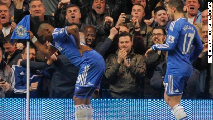 Football: Chelsea stretch EPL lead