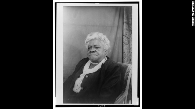 <a href='http://www.ncnw.org/about/bethune.htm' target='_blank'>Mary McLeod Bethune </a>created the National Congress of Negro Women, Bethune-Cookman College and served as an adviser to Franklin D. Roosevelt.