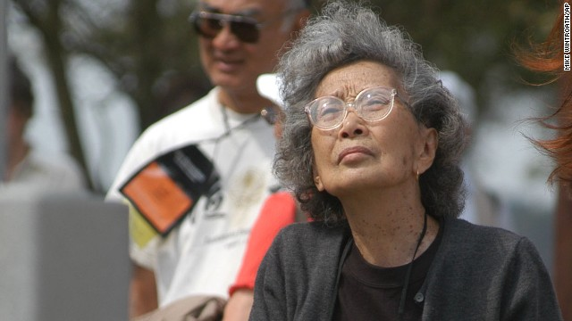 American activist Yuri Kochiyama was interned during World War II. She later helped push for passage of the Civil Liberties Act, which compensated Japanese-Americans<a href='http://www.npr.org/blogs/codeswitch/2013/08/09/210138278/japanese-internment-redress' target='_blank'> incarcerated in internment camps </a>during the war.