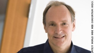 Tim Berners-Lee talks spying, censorship