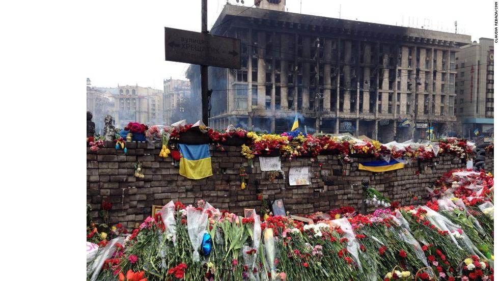 Ucranianos oran por la solución del conflicto