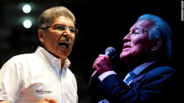 Empate técnico en elección presidencial en El Salvador