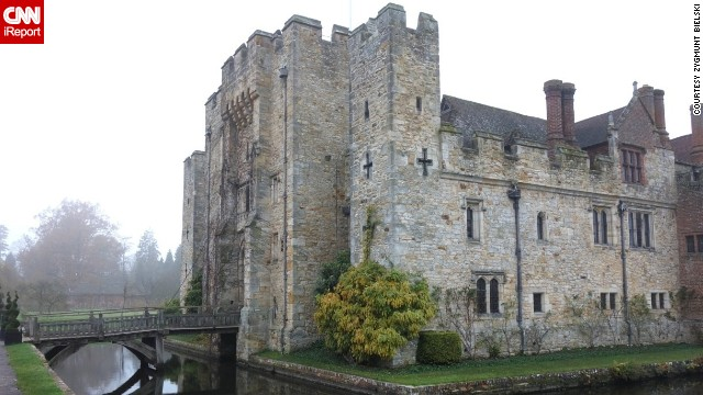 Hever Castle in County Kent was the childhood home of Henry the VIII's second wife, Anne Boelyn. It opened to the public in 1963, allowing visitors to explore the wealth of Tudor treasures that reside within its walls--portraits, furniture and tapestries.