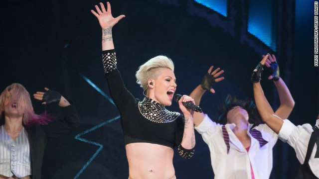 Pink puts in work. She reportedly grossed more than $1 million per city for 85 concerts and snagged a gig as a CoverGirl spokeswoman, which helped put her in the green with $52 million.