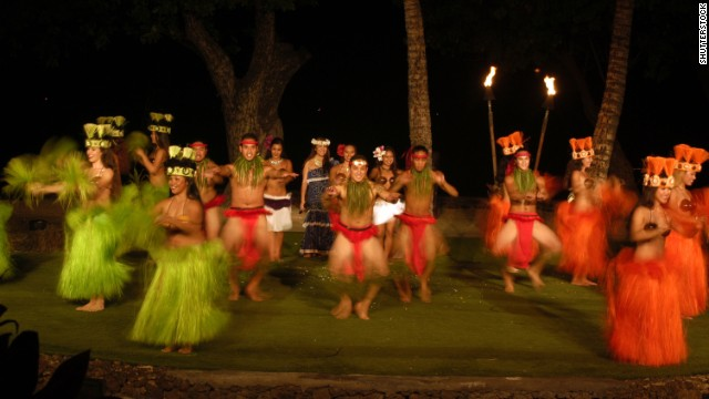 The ancient art of hula tells a story. Consider a lesson to get a better sense of its meaning as you sway to the music.