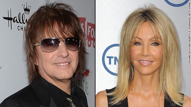 Richie Sambora still thinks Heather Locklear is 'hot'