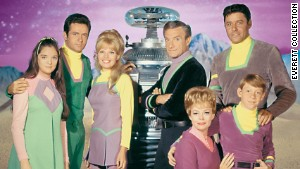 Shows such as the 1960s sci-fi TV series \