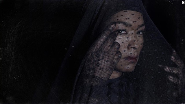 "Angela Bassett first found fame on the big screen, but the actress couldn't resist the chance to play a legendary voodoo priestess in the FX series ""American Horror Story: Coven."""
