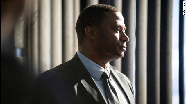 "Actor David Ramsey plays the confidant and bodyguard to the superhero in ""Arrow,"" the CW's retelling of DC Comics character the Green Arrow. Ramsey's role was created just for the TV show."