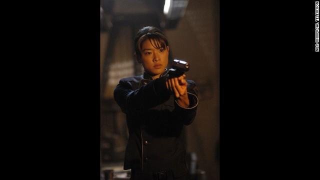 "The reboot of ""Battlestar Galactica"" is no longer on the air, but its sprawling multiracial cast continues to inspire other shows. It featured women in positions of power and leadership, including Grace Park, who had a complex role as a sleeper agent."