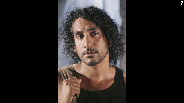 "Naveen Andrews, a British-born actor of Indian heritage, played a solider in ""Lost,"" a popular sci-fi series with a large multicultural and international cast."