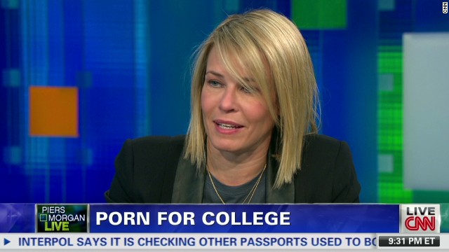 "In March 2014, late night host and comic Chelsea Handler challenged CNN's Piers Morgan, calling him unfocused. ""<a href='http://piersmorgan.blogs.cnn.com/2014/03/10/chelsea-handler-zings-piers-morgan-well-maybe-thats-why-your-job-is-coming-to-an-end/'>You can't even pay attention for 60 seconds,"" she said. ""You're a terrible interviewer."" </a>"