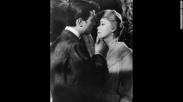 """Laurence Harvey and Geraldine Page appeared in """"Summer and Smoke"""" in 1961."""
