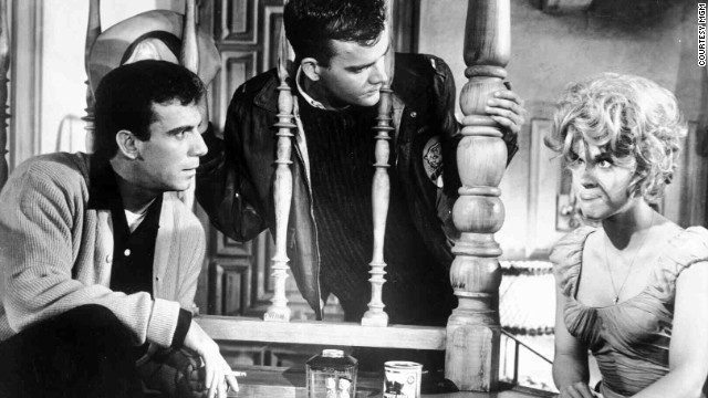"""Anthony Franciosa, Jim Hutton and Jane Fonda starred in """"Period of Adjustment"""" in 1962."""