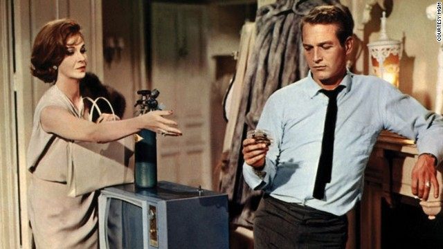 """Geraldine Page and Paul Newman appeared in """"Sweet Bird of Youth"""" in 1962."""