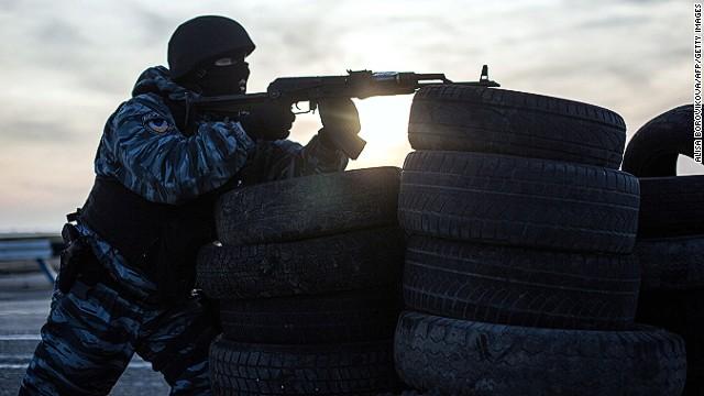 Parlamento de Rusia estudiará la posible anexión de Crimea