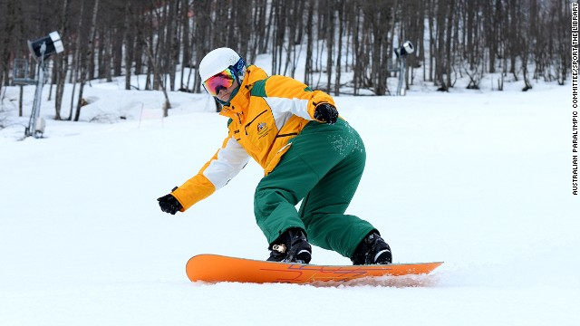 Doctors initially feared she would die given the amount of blood lost, but Badenhorst was able to pull through and eventually take up snowboarding.