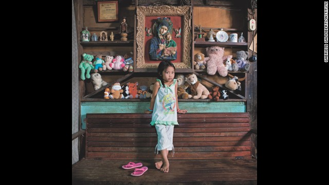Allenah, 4 -- El Nido, Philippines<strong> </strong>
