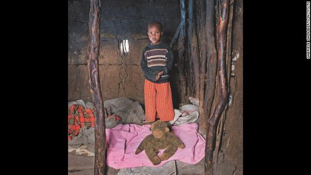 Tangawizi, 3 -- Keekorok, Kenya <strong> </strong>
