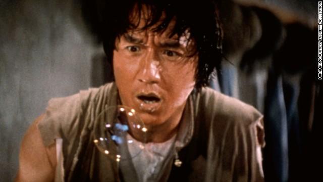"""The Legend of Drunken Master"" from 1994 stars martial artist Jackie Chan."