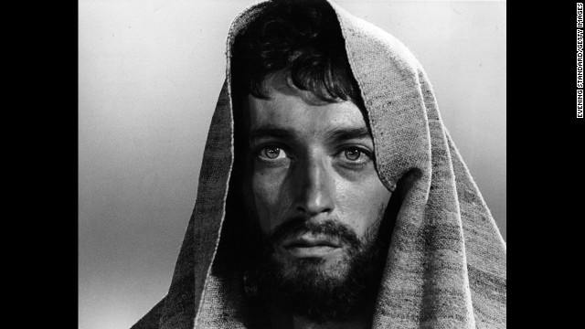 "Alongside screen legends like Laurence Olivier, Anne Bancroft and Ernest Borgnine was Robert Powell, who played Jesus Christ in the 1977 British miniseries ""Jesus of Nazareth."" Last year, Powell again helped bring the Biblical story to the small screen as a narrator for the UK release of ""The Bible"" miniseries."