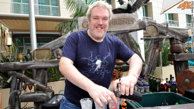 "In a March 11 interview with a <a href='http://winteriscoming.net/2014/03/interview-with-kristian-nairn/' target='_blank'>""Game of Thrones"" fan site</a>, actor Kristian Nairn confirmed that he's gay -- even though, as he says, he's never been in the closet. ""It's a very small part of who I am on the whole, but nonetheless, in this day and age, it's important to stand up and be counted,"" he said."