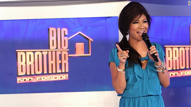 Host Julie Chen appears on a September 2013 episode of