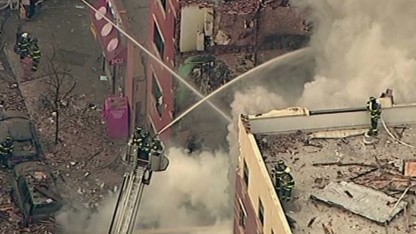 Deadly blast rocks East Harlem