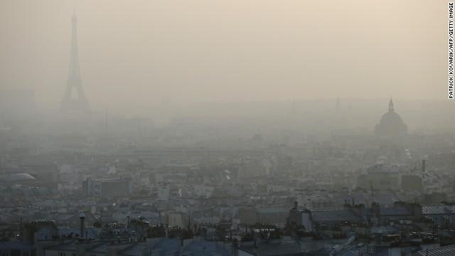 El dióxido de carbono en la atmósfera registra cifras históricas