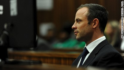 Pistorius 'was not wearing prosthetics'