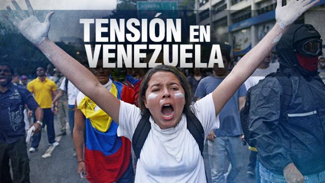 CRONOLOGÍA: Los hechos principales de la crisis en Venezuela