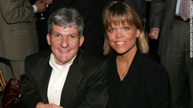 "The ""Big World"" of TLC stars Matt and Amy Roloff has been split in half. The couple, who'd been together for 26 years and came to fame on the reality series ""Little People, Big World,"" announced in March that they're embarking on a trial separation."