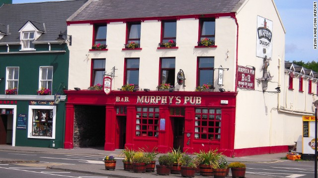 <strong>County Kerry:</strong> Murphy's Pub, Dingle