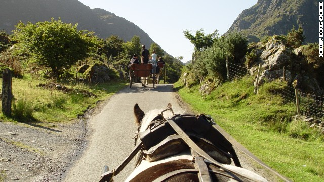 <strong>County Kerry:</strong> Entering the Gap of Dunloe
