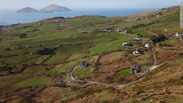 "<strong>County Kerry: </strong>The Ring of Kerry is ""a must for any trip to Ireland, with its spectacular views all along the way,"" said <a href='http://ireport.cnn.com/docs/DOC-1100642 '>Annie Love</a>."