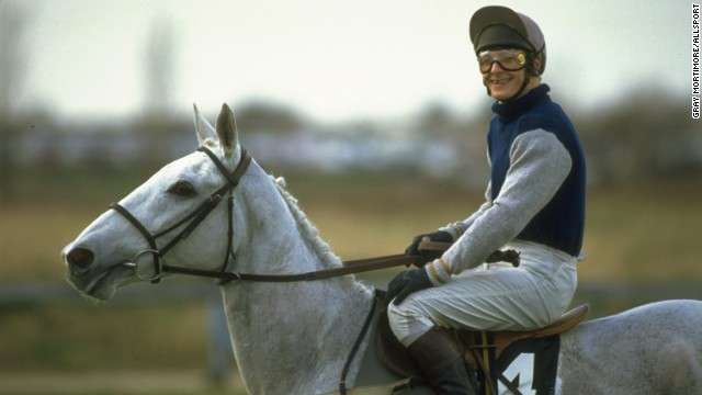 Arguably his most famous ride was Desert Orchid, who won the prestigious King George VI Chase in 1989 and 1990.