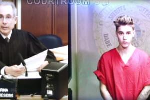 Los escándalos de Justin Bieber