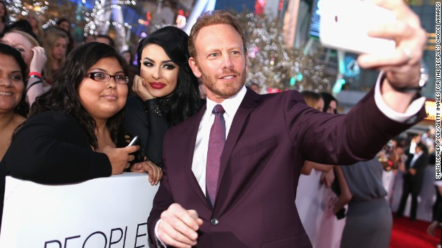 "You know you are getting old when Ian Ziering and members of the ""Beverly Hills, 90210"" cast are turning 50."