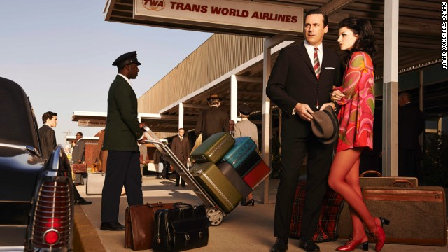 What do the new 'Mad Men' photos tell us about season 7?