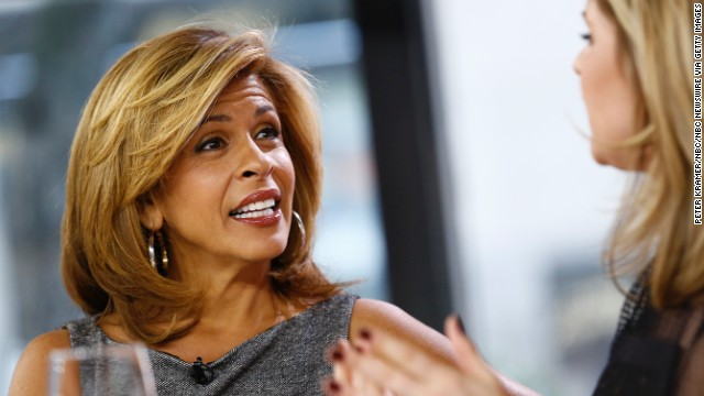 "Breaking news! Hoda Kotb of the ""Today"" show turned 50 on August 8."