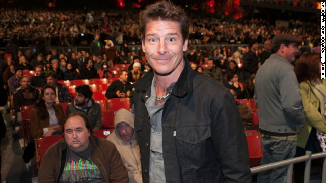 """Extreme Makeover: Home Edition"" host Ty Pennington has a baby face, but he turns 50 in October."