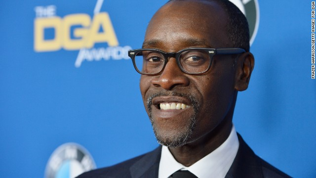 "Actor Don Cheadle is using these years to get into the superhero game, with roles in the ""Iron Man"" films, ""Avengers"" and even <a href='https://www.youtube.com/watch?v=TwJaELXadKo' target='_blank'>""Captain Planet.</a>"" (Warning: There is language in that clip.)"