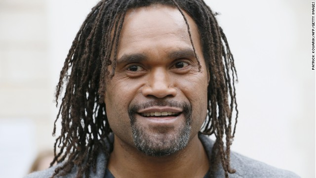 Former World Cup winner Christian Karembeu says