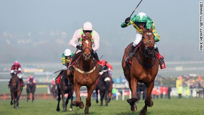 More Of That wins World Hurdle